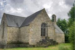 La chapelle Saint Aubin